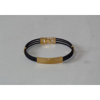 JD Black Bracelet for Men