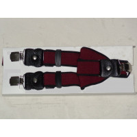 Design Suspenders - Grenat