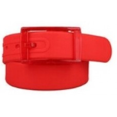 Silicone Belt - Red