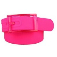 Silicone Belt - Pink