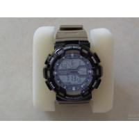 Numerical water resist watch for men