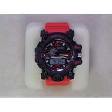 Sport Watch for men - Red and black
