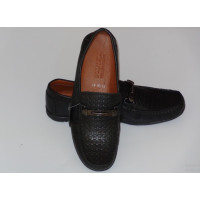 100% Leather Men Shoes