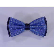 Blue classical Bow-tie