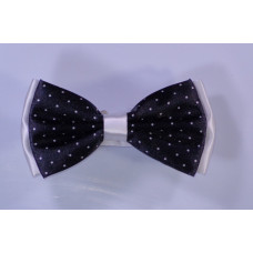 Bi-color bow tie for events