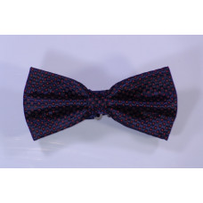 Bow tie with red points