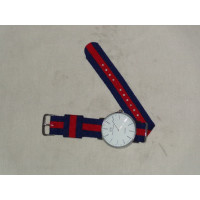 Look Matching Bicolore watch - Blue and Red