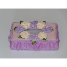 Tissue holder - Purple