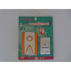 Wireless Doorbell Luckarm - Orange