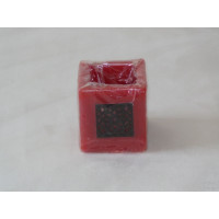 Candle Holder - Red - 6 cm