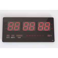 Electrical Plasma wall clock