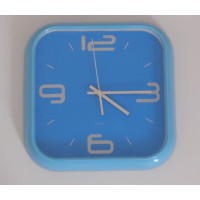 Design wall clock - Sky blue