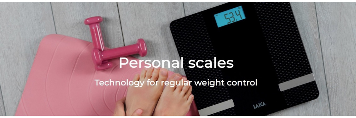 Personal scales for men and women in Morocco