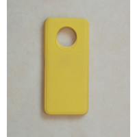 Yellow Case for Infinix Note 7
